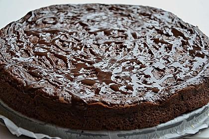 Tarte au Chocolat 16