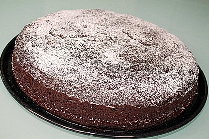 Tarte au Chocolat 48