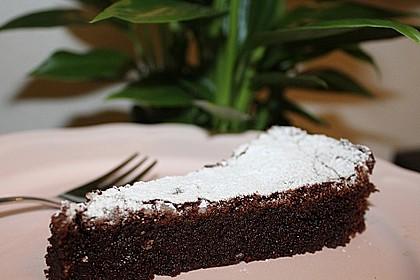 Tarte au Chocolat 6
