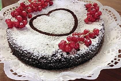 Tarte au Chocolat 7