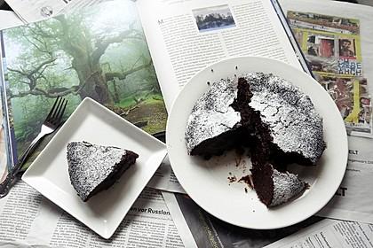 Tarte au Chocolat 18