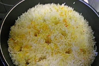 Persischer Reis - Tahdig 7