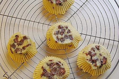 Muffins aus der Mikrowelle