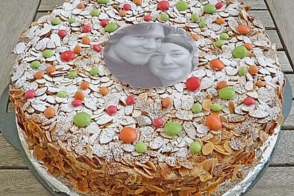 Karins Agnes - Bernauer - Torte 5