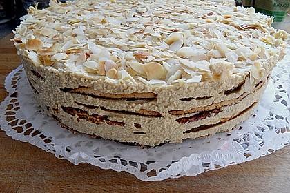 Karins Agnes - Bernauer - Torte 3