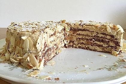 Karins Agnes - Bernauer - Torte 1