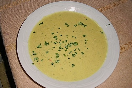 Currysuppe 1