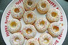 Vanillige Donuts