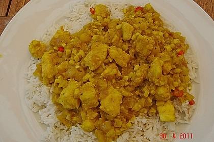 Fisch - Curry 2