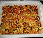 Kartoffel - Zucchini - Auflauf