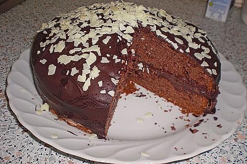 nutella kakao kuchen rezept mit bild von mima53. Black Bedroom Furniture Sets. Home Design Ideas