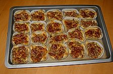 Pizza - Muffins