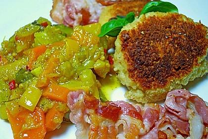 Zucchini - Möhren Chutney 4