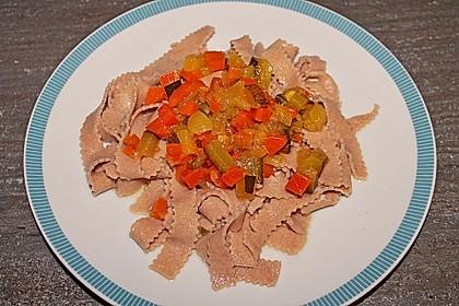 Zucchini - Möhren Chutney