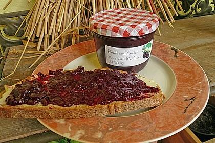 Brombeer - Mandel - Amaretto - Marmelade 5