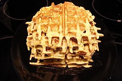 Kartoffelpuffer aus dem Waffeleisen 1