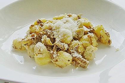 Gnocchi mit Pfifferlingen und Salbei 9