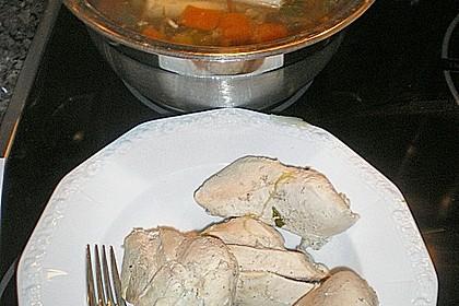 Feines Hühnerfrikassee 22