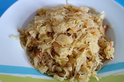 Weltbestes Sauerkraut 19