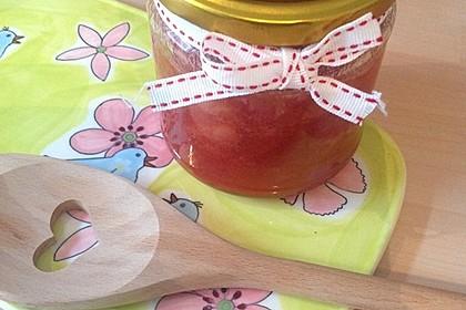 Erdbeermarmelade mit Amaretto 1