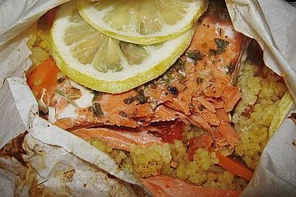 Lachs-Couscouspäckchen 70