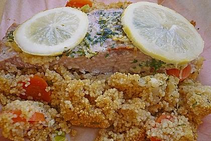 Lachs-Couscouspäckchen 50