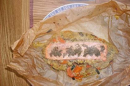 Lachs-Couscouspäckchen 165