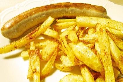 Pommes frites 45