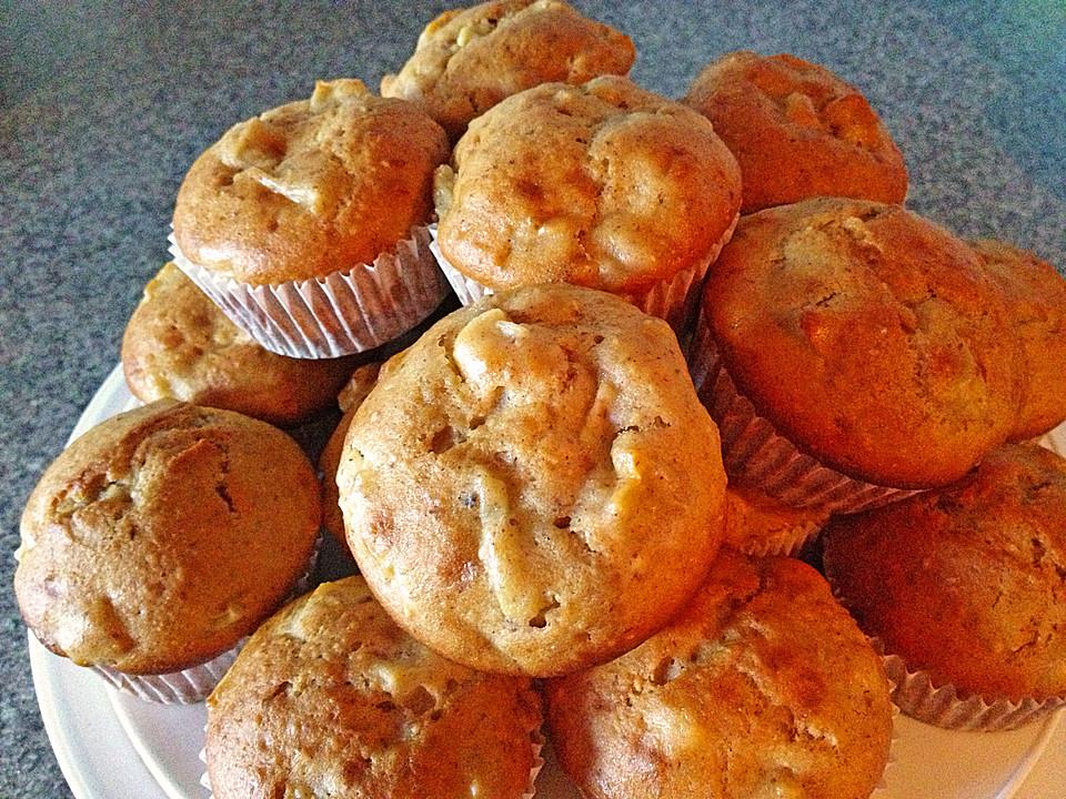 leckere joghurt apfel muffins rezept mit bild von sandhya. Black Bedroom Furniture Sets. Home Design Ideas