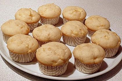 leckere joghurt apfel muffins von sandhya. Black Bedroom Furniture Sets. Home Design Ideas