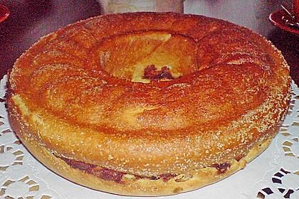 Kärntner Reindling mit  karamellisierter Zuckerkruste 26