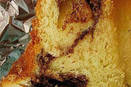 Kärntner Reindling mit  karamellisierter Zuckerkruste 40