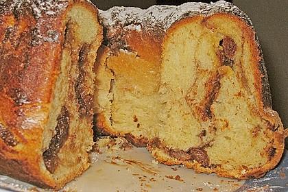 Kärntner Reindling mit  karamellisierter Zuckerkruste 34