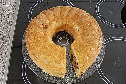 Kärntner Reindling mit  karamellisierter Zuckerkruste 25