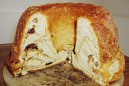 Kärntner Reindling mit  karamellisierter Zuckerkruste 45