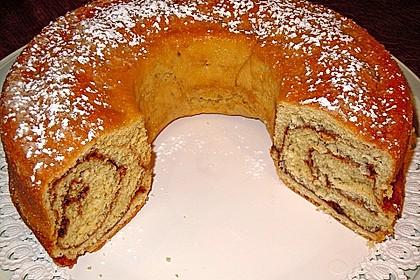 Kärntner Reindling mit  karamellisierter Zuckerkruste 2