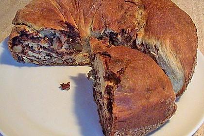 Kärntner Reindling mit  karamellisierter Zuckerkruste 23