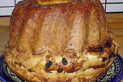 Kärntner Reindling mit  karamellisierter Zuckerkruste 36