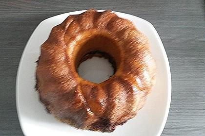 Kärntner Reindling mit  karamellisierter Zuckerkruste 43