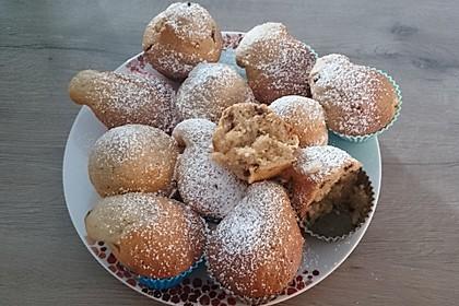 Zucchini Muffins mit saurer Sahne 19