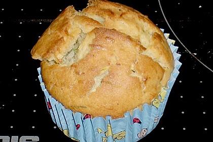 Zucchini Muffins mit saurer Sahne 22