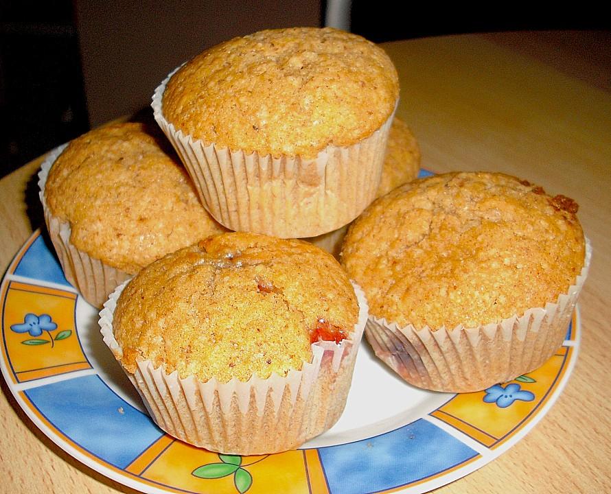 linzer muffins rezept daskochrezept de linzer muffins rezept ...