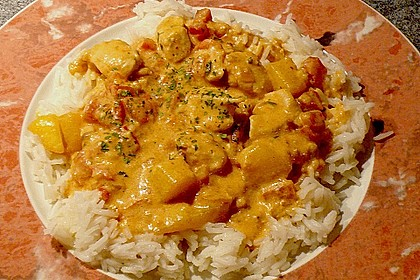 Chicken - Mango - Curry 14