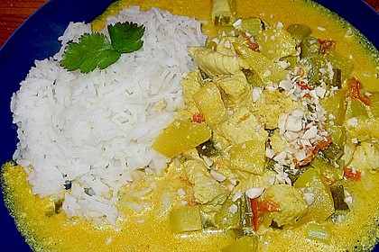 Chicken - Mango - Curry 16