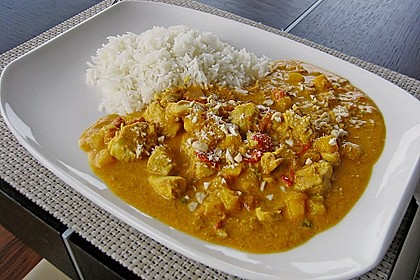 Chicken - Mango - Curry 3