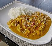 Chicken - Mango - Curry (Bild)