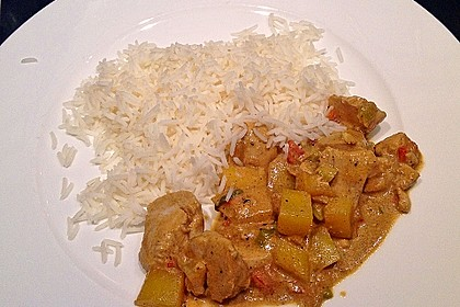 Chicken - Mango - Curry 12