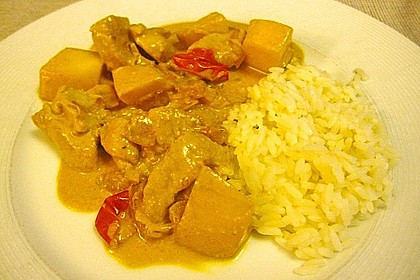 Chicken - Mango - Curry 18