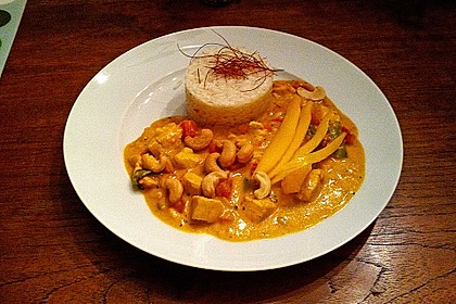 Chicken - Mango - Curry 7