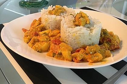 Chicken - Mango - Curry 0